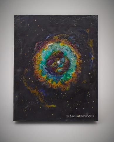 Title: White Dwarf Nebula (NGC 6369)