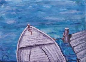 "Day 4: ""Row Boat"""