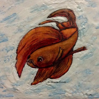 "Day 20: ""Grumpy Fish"""