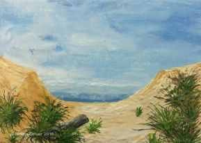 "Day 7: ""Sand Dunes"""