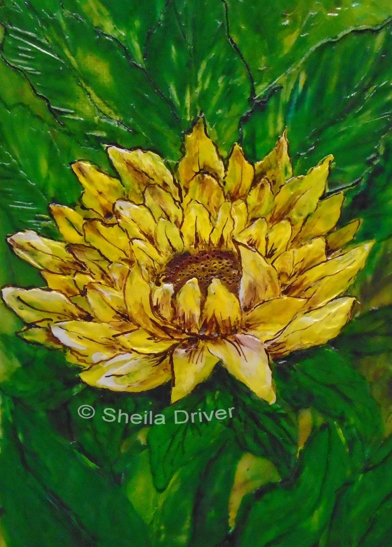 """Day 18: """"Sunflower"""""""